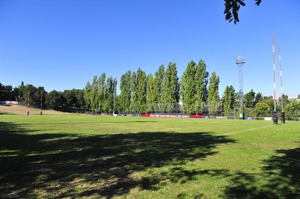 Nuevo Campo De Las Terrazas Alcobendas Rugby