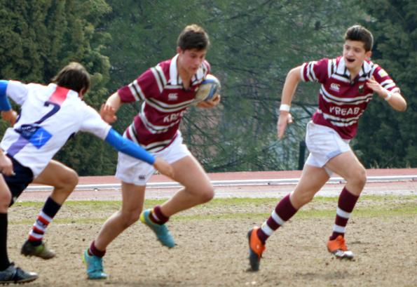 Granates por el mundo – La cantera KREAB Alcobendas Rugby se exporta