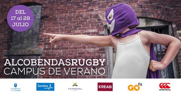 Campus de Rugby (Campaña Verano 2017)