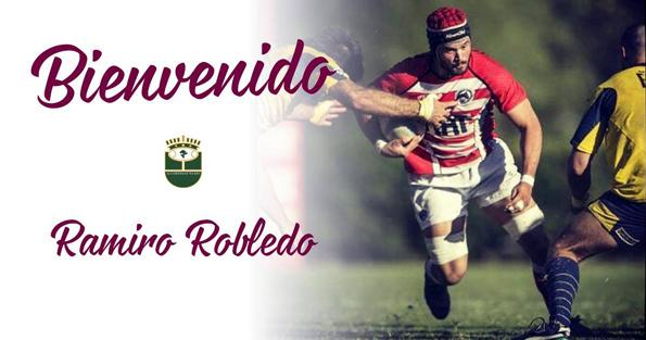 Ramiro Robledo reforzará la tercera línea del Sanitas Alcobendas Rugby