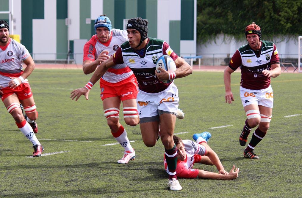 El Sanitas Alcobendas Rugby cierra el año ante AMPO Ordizia