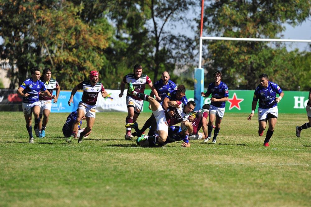 Programación equipos Sanitas y Kreab Alcobendas Rugby 20-21 Enero