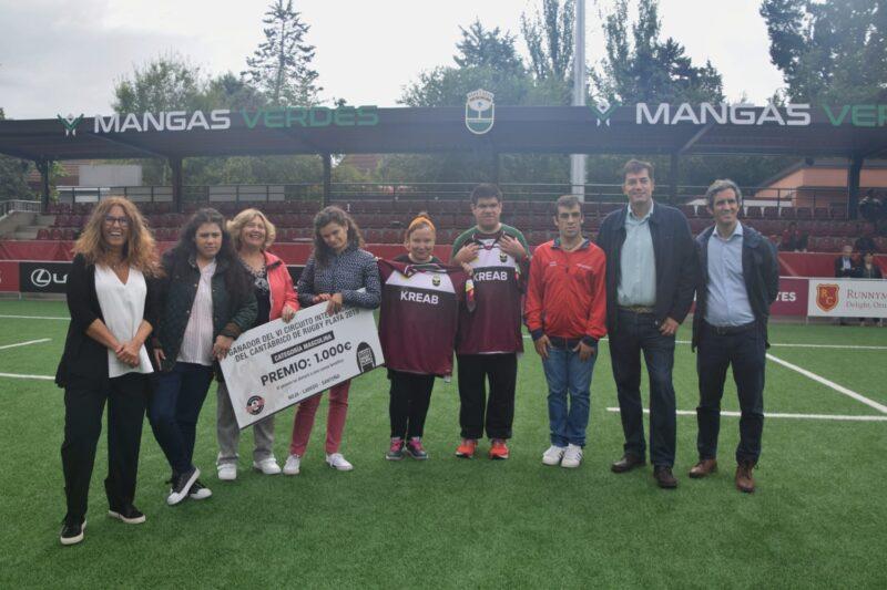 Wiss The Mama Y Fundación Apama Alcobendas Rugby